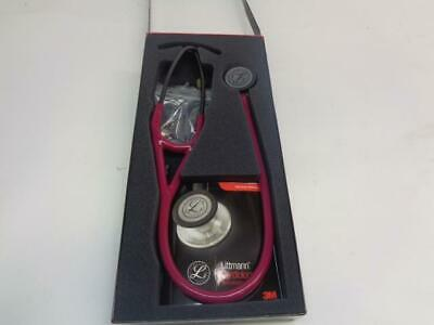 New Littman Cardiology Iv Stethoscope Raspberry 27 Inch 6178 Sr