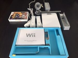 Nintendo Wii (3 Games Included)