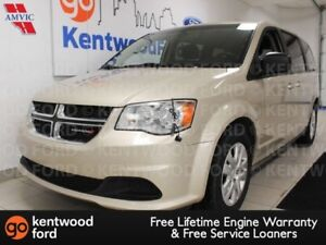 2016 Dodge Grand Caravan SXT FWD 7-seater with back up cam