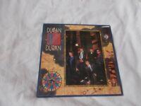 Vinyl LP Seven And The Ragged Tiger Duran Duran EMI EMC 165 4541 Stereo