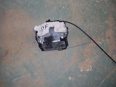 Land Rover Discovery 2 Front Right  Door Lock Actuator 99-02 03 04 Passenger -