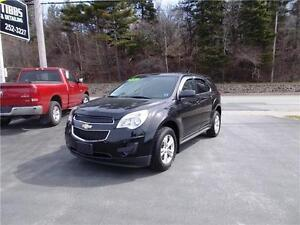2013 CHEVROLET EQUINOX AWD...LOADED! BLUETOOTH & MORE! APPLY NOW