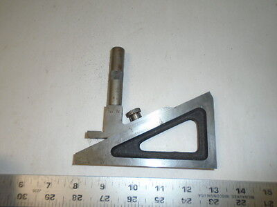 Machinist Tool Lathe Mill Machinist Brown Sharpe Planer Gage Gauge