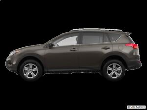 2015 Toyota RAV4 XLE: SUNROOF, HEATED SEATS, BLUETOOTH Another A