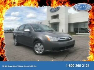 2010 Ford Focus SE, Only89581 km's, Local Trade!!!