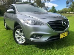 2013 Mazda CX-9 MY13 Classic (FWD) Grey 6 Speed Auto Activematic Wagon Tuggerah Wyong Area Preview