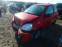 2004 (54) TOYOTA YARIS T2 BREAKING FOR PARTS