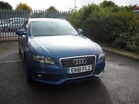 Blue Metallic Audi A4 Avant - excellent condition