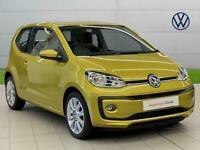 2016 Volkswagen UP 1.0 High Up 3Dr Hatchback Petrol Manual