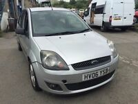 2006 Ford Fiesta 1.2, starts and drives very well, MOT until 11th August, just had new clutch fitted