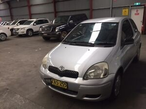 2003 Toyota Echo Automatic Hatchback Sandgate Newcastle Area Preview