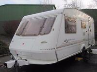 Elddis Firestorm Four Berth Touring Caravan