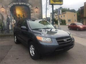 2007 Hyundai Santa Fe GL 5 places AUTOMATIQUE 111000 KM