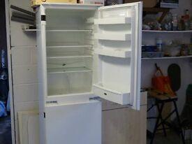 Frenzi integrated fridge freezer