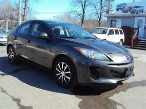 2013 Mazda Mazda3 GX AUTO ALLOY WHEELS BLUETOOTH