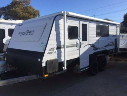 Unique Jayco Canberra  Camper Trailers
