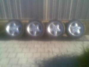 Genuine Mercedes Factory 16 inch Alloy Rims Cannington Canning Area Preview