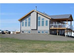 BEAUTIFUL 120 ACRES  - NEWER HOME - BAYTREE, AB
