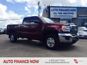 2015 GMC Sierra 2500HD TEXT EXPRESS APPROVAL TO 780-708-2071