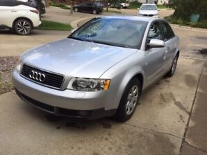 Audi A4 in Great Shape