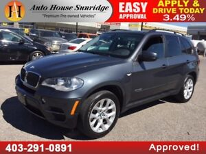 2013 BMW X5 35I NAVIGATION BACKUP CAMERA PANORAMIC ROOF