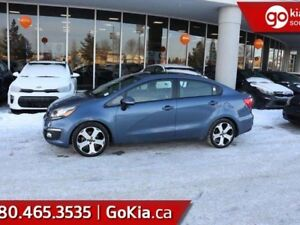 2016 Kia Rio SX; NAV, BACKUP CAM, HEATED SEATS, SUNROOF AND MOR
