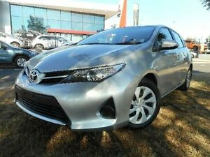 2013 Toyota Corolla ZRE182R Ascent Silver 7 Speed CVT Auto Sequential Hatchback Belconnen Belconnen Area Preview