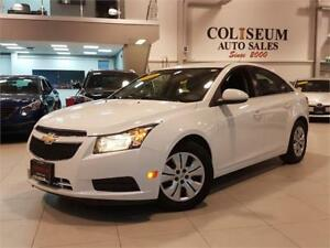 2014 Chevrolet Cruze LT-AUTOMATIC-BLUETOOTH-ONLY 77KM
