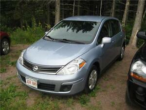 2011 Nissan Versa 1.8 S FALL BLOWOUT!!!