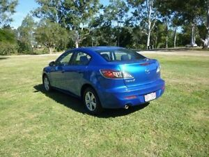2013 Mazda 3 BM5278 Maxx SKYACTIV-Drive Blue 6 Speed Sports Automatic Sedan Maryborough Fraser Coast Preview