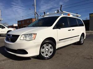 2011 Dodge Grand Caravan C/V**LADDER RACKS-DIVIDER-SHELVING*