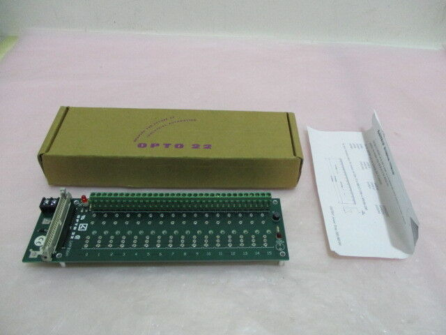 Opto 22 G4PB16H, 16 Channel Programmable, Logic Controller Board. 419856