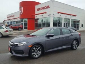 2016 Honda Civic Sedan EX 4dr FWD Sedan