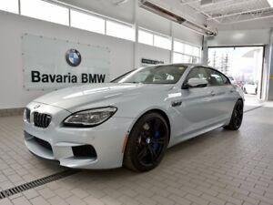 2016 BMW M6 GRAN COUPE Gran Coupe