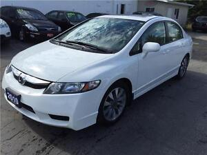 2010 Honda Civic Sdn EX-L !! ONLY $68 PER WEEK OAC !!