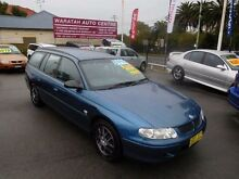 2001 Holden Commodore VX II Acclaim Blue 4 Speed Automatic Wagon New Lambton Newcastle Area Preview