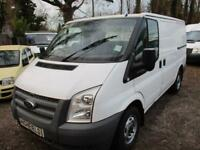 2014 Ford Transit 2.2TDCi 70,000 MILES GUARANTEED NO VAT T 280 SWB 125ps