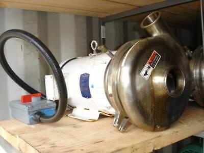 Waukesha Centrifugal Pump Item 11669