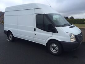Ford Transit 350 LWB High Roof 125ps ** Finance Available**