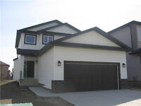New custom built 2 Storey, 3 Bed Home