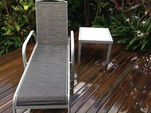 Pool furniture - Sun lounge and table Brinsmead Cairns City Preview