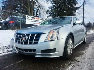 2012 CADILLAC CTS LOADED!! ALL WHEEL DRIVE!!
