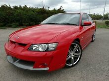 2003 Holden Special Vehicles Clubsport Y-Series Red 6 Speed Manual Sedan Bungalow Cairns City Preview