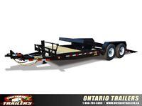 Big Tex 12TL Pro Series Tilt Bed Equipment