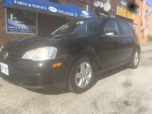 2008 Volkswagen Golf city SAFTYED AND E-TESTED