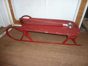 Antique Sleighs.....Timmins Area Delivery