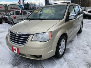 2010 Chrysler Town & Country Touring STOW-N-GO LOADED..MINT