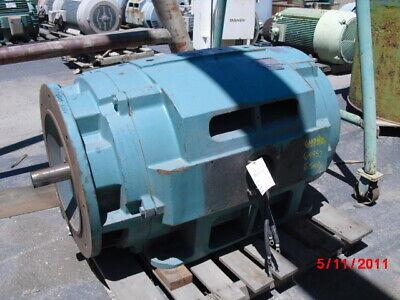 500 Hp Reliance Ac Electric Motor 3600 Rpm Fr 5008ds Dpbb 4160 V Eok