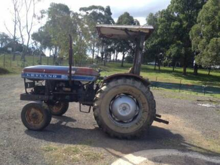 Leyland 245 2wd tractor Diesel 50 hp PICK UP MULGOA 2745 Mulgoa Penrith Area Preview
