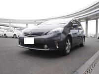 Toyota Prius Plus/Prius Alpha/Prius+ Hybrid 1.8 2011(11) 7 SEATS, 2 Keys (BIMTA)